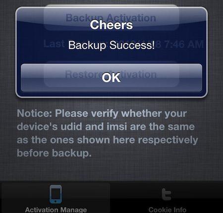 Sam unlock sim failure