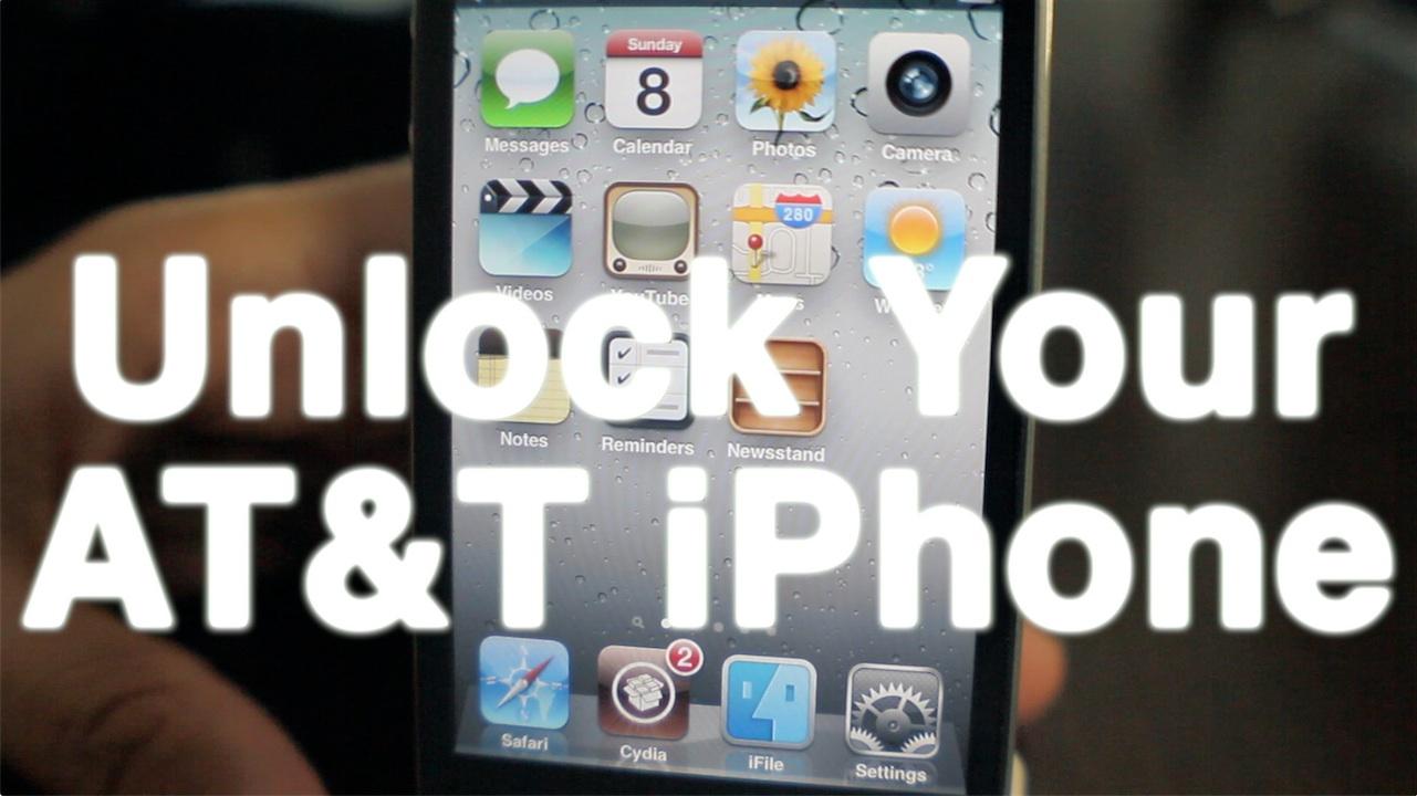 at&t device unlock status