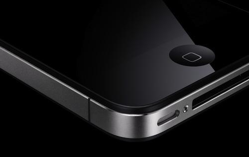 iphone 4 corner
