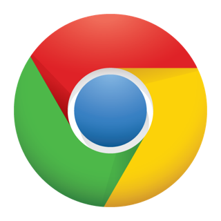 Google Chrome logo (medium)
