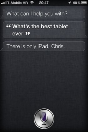 Siri (best tablet ever 002)