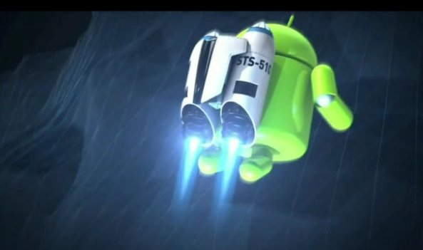 Android robot (image 001)