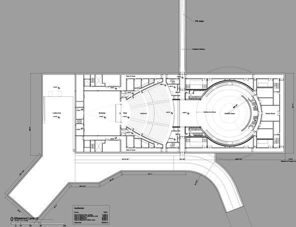 Apple Campus 2 (Auditorium 002 lot)