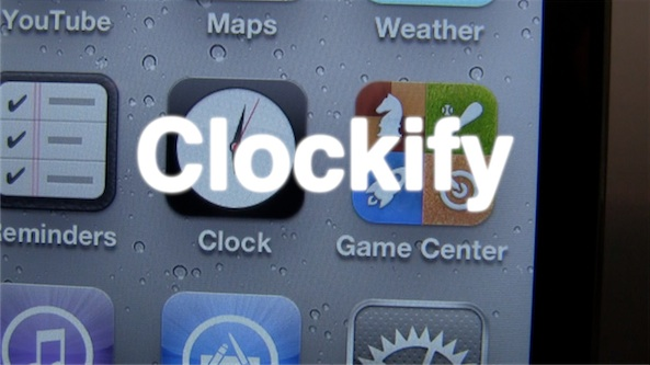 Clockify adds a live clock to your Home screen and more