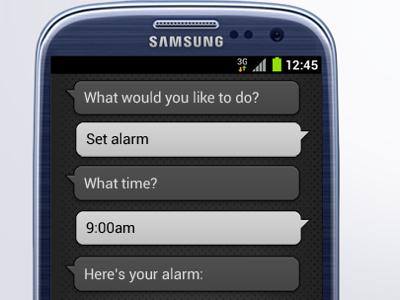 Samsung S-Voice (image 001)