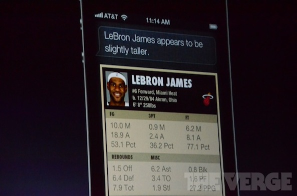 Siri wwdc Lebron