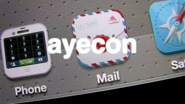 Upcoming 'ayecon' theme saturates the Retina display with meticulously detailed goodness