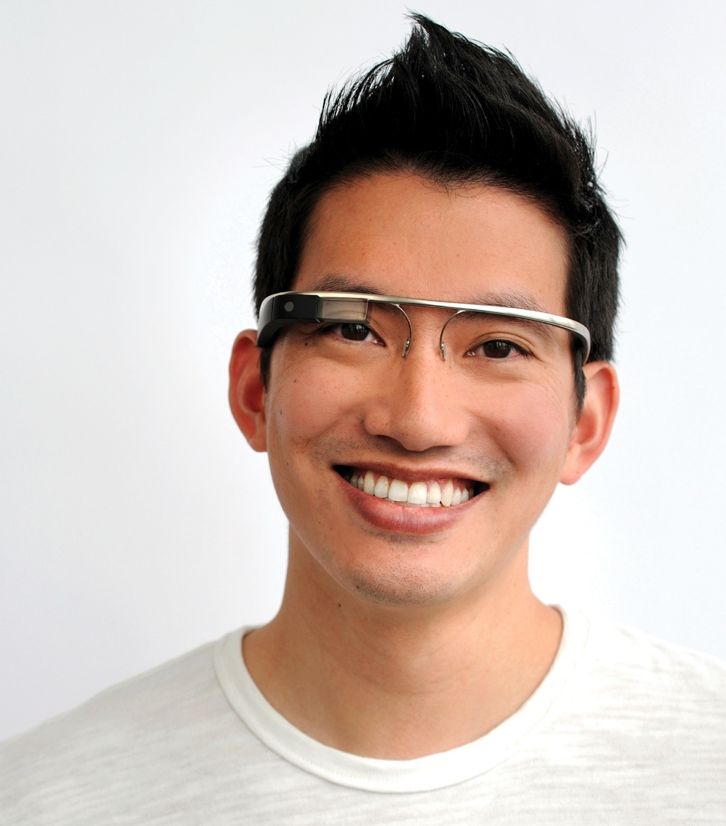 Google Project Glass (image 003)