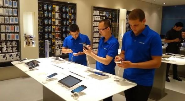 Samsung-Retail-Store