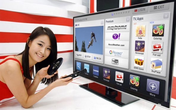 Samsung Smart TV (image 001)