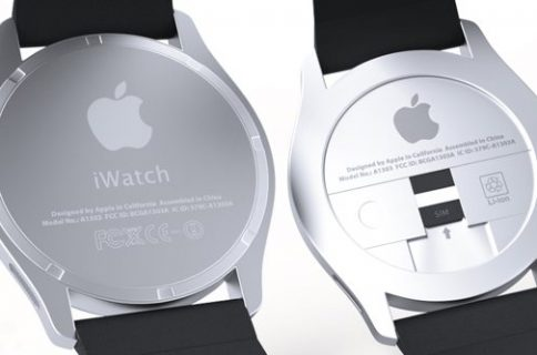 The Interface of The Apple Watch as The Future of IOS, This Concept Aims to