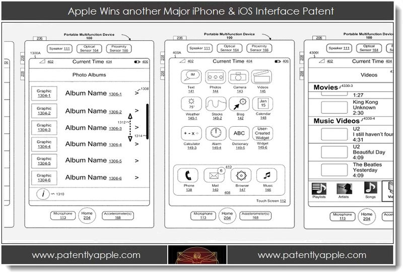 Watch out, Apple granted ultimate smartphone patent