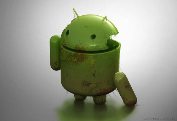 Android Sucks