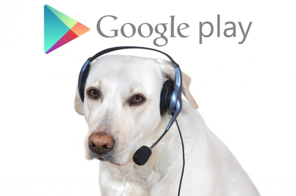 Google Play CSR