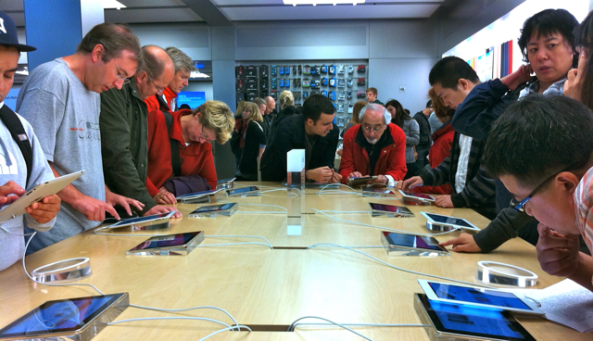 apple store ipads