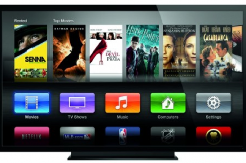 problemer med apple tv
