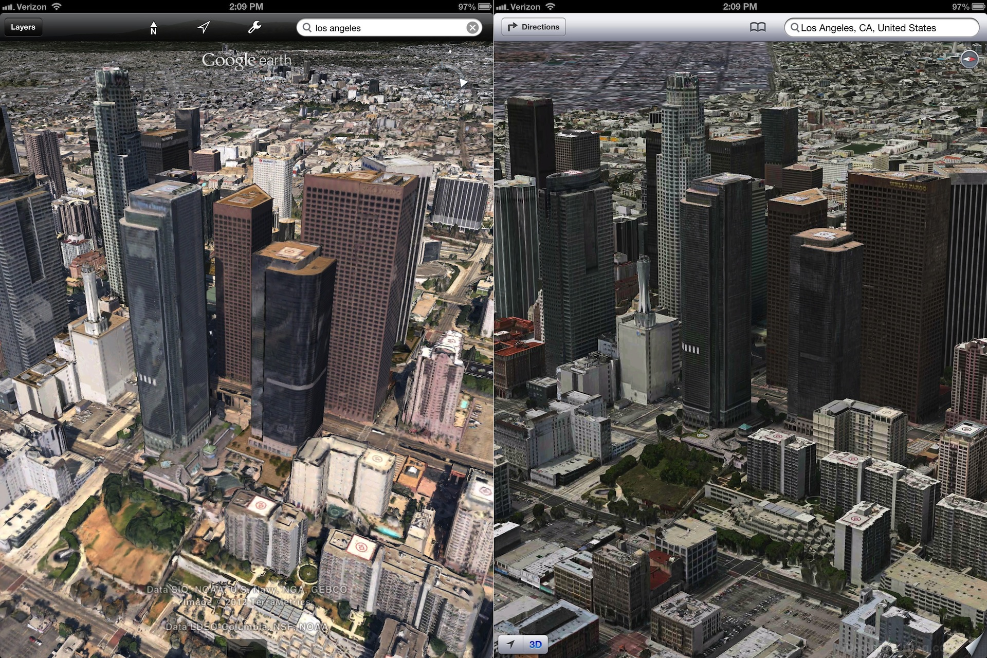 Apple's 3D maps look much better than Google's on download bing maps, download icons, topographic maps, download business maps, online maps, download london tube map,