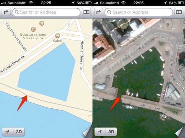 Amazing Apple Maps (image 001)