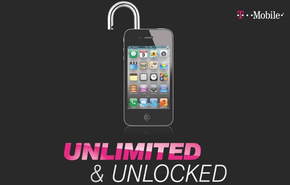 T-Mobile iPhone teaser