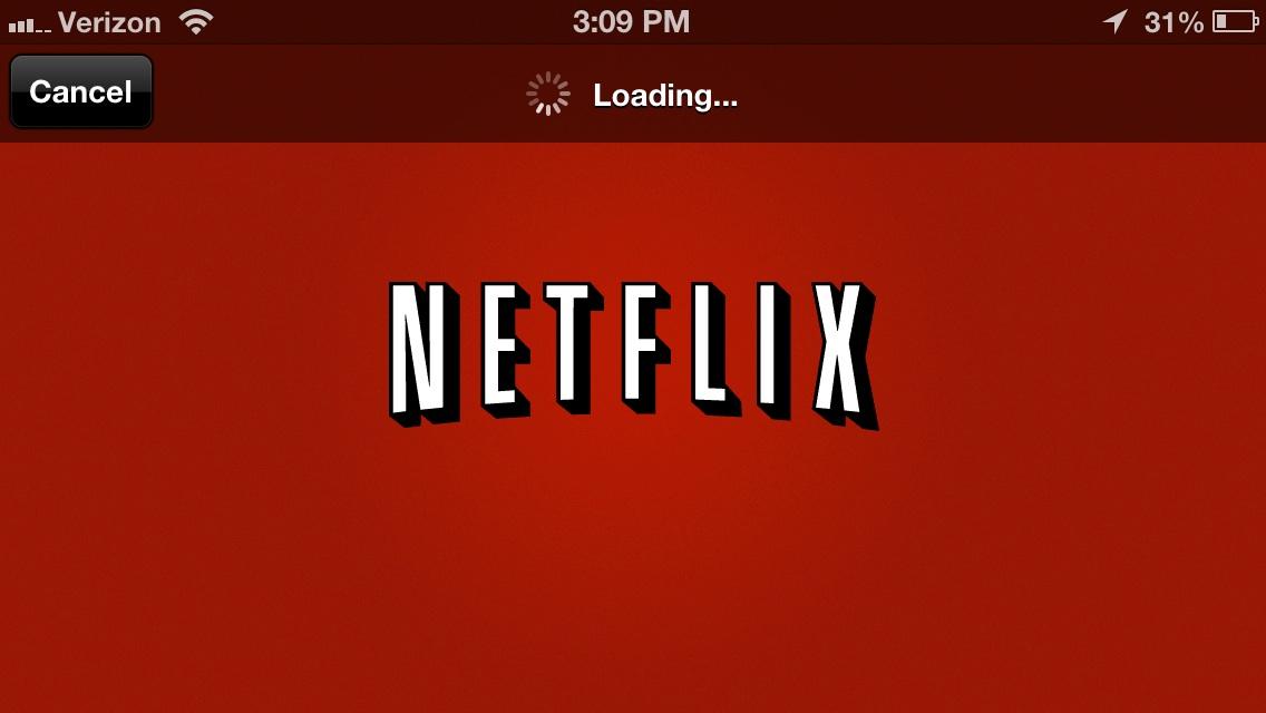 iPhone 5 Netflix 09