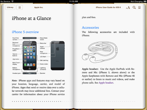 Apple iphone user guide
