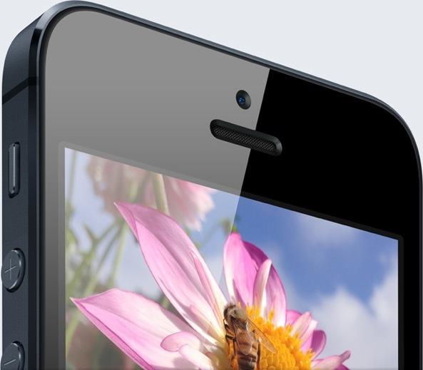 iPhone 5 (black, Retina display 001)