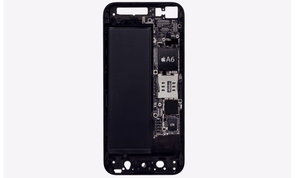 iPhone 5 (introduction video, parts 002)