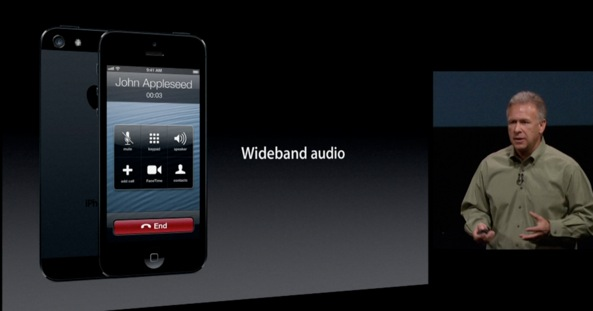 iPhone 5 keynote (wideband audio 002