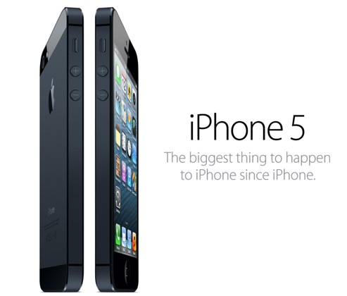 iPhone 5 (teaser, the biggest thing to happen to iPhone since iPhone)