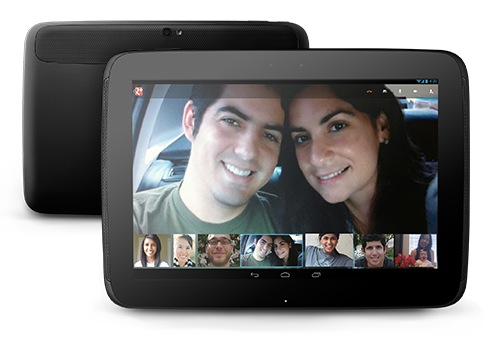 Google's Nexus 10 no threat to iPad sales
