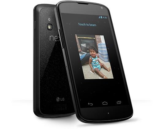 Nexus 4 (two-up, profile, angled)