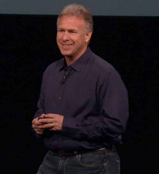 Phil Schiller (iPad mini event 001)