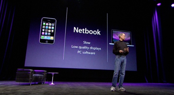iPad introduction (Netbook slide 001)