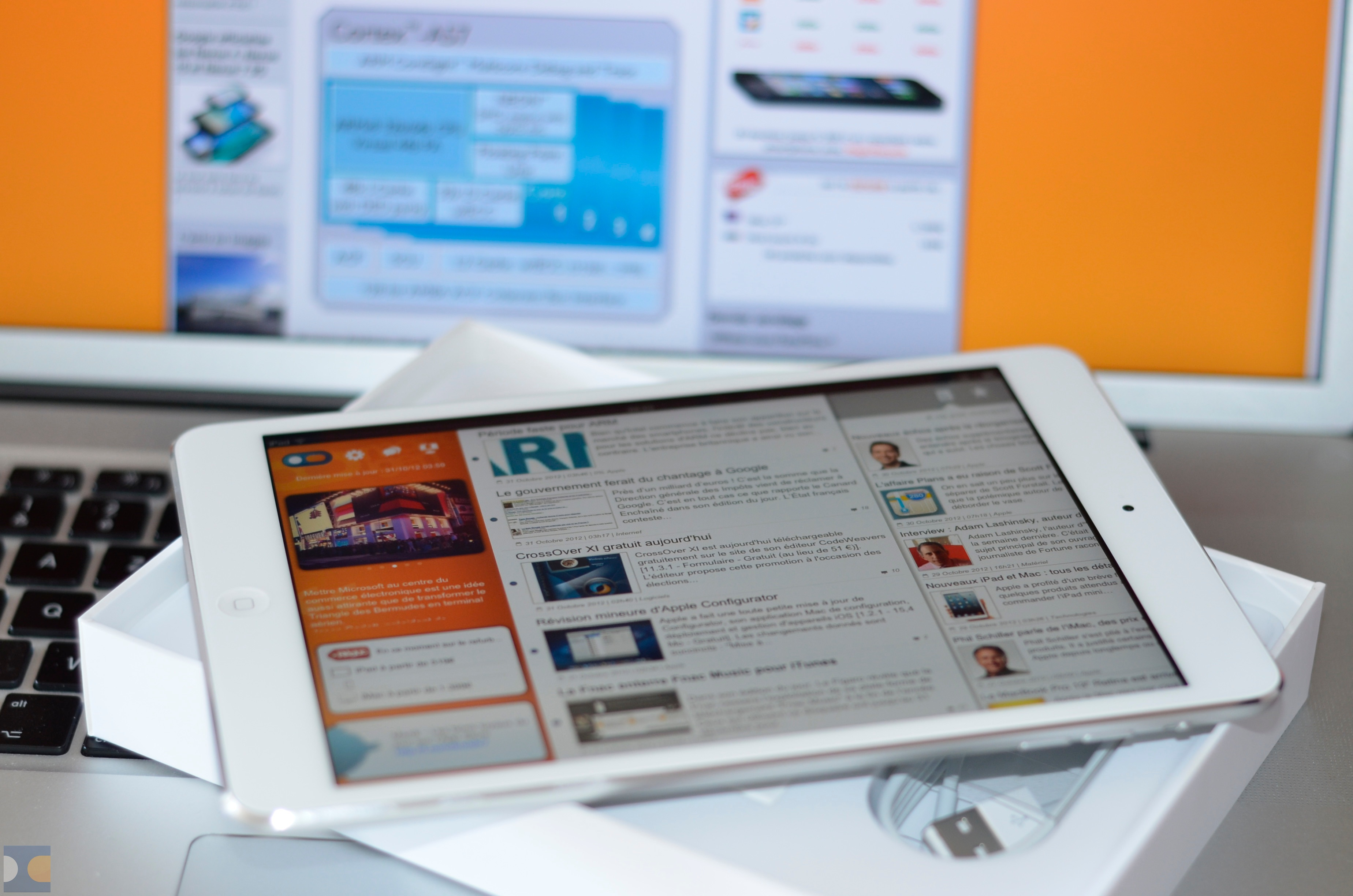 iPad mini unboxing (iGen 004)