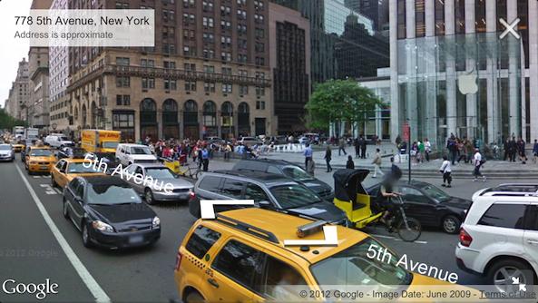 street view 0