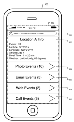 Spooky Apple patent logs everything you do in iOS