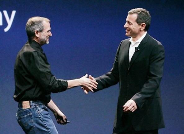 Disney CEO Bob Iger may lose his seat on Apple's board due to conflict of interest