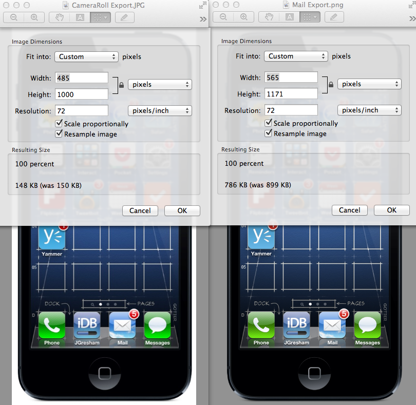 Screenshot Frame Maker Makes Ios Devices Screen Grabs Easy And Pretty