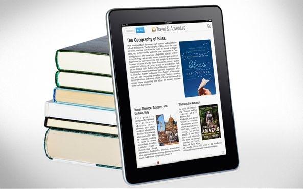 Flipboard iBookstore teaser