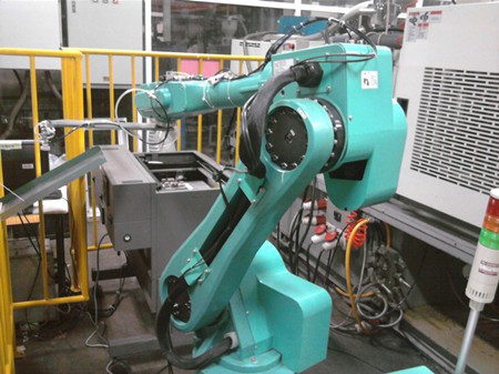 Foxconn robot
