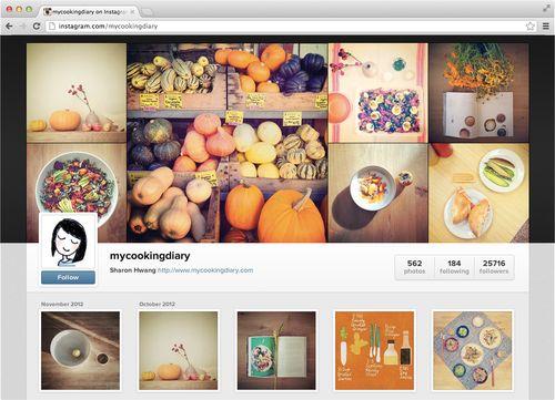 Instagram web profile (screenshot 002)