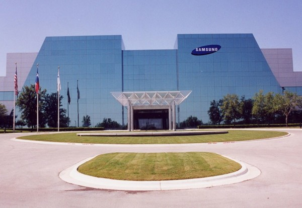 Samsung Austin plant