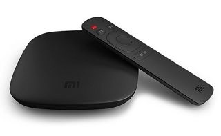 Xiaomi Box (device and remote)