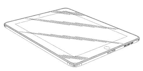 ipad patent drawing