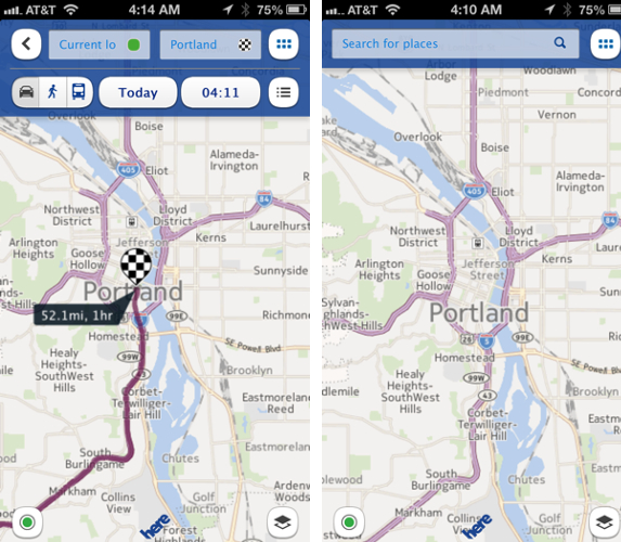 nokia here maps ss
