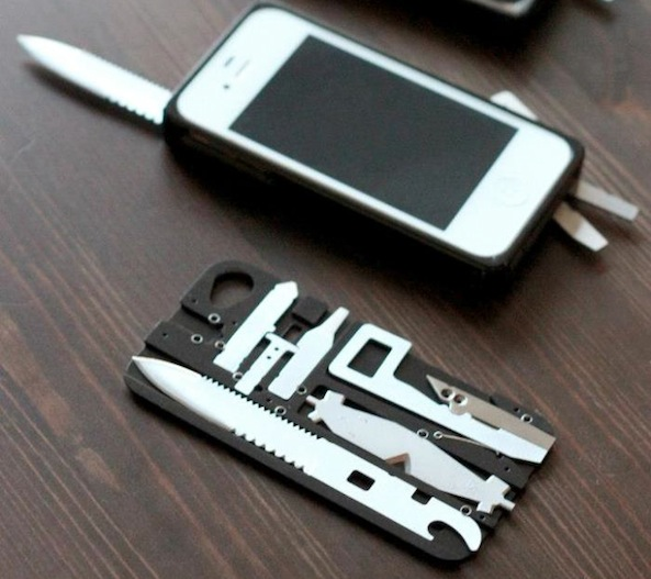 This Case Turns Your Iphone Into A Swiss Army Knife Literally