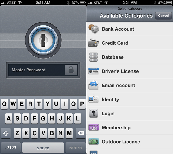 Get 1Password and Knox for half price