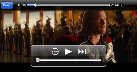 Amazon Instant Video 1.4 for iOS (iPhone screenshot 004)