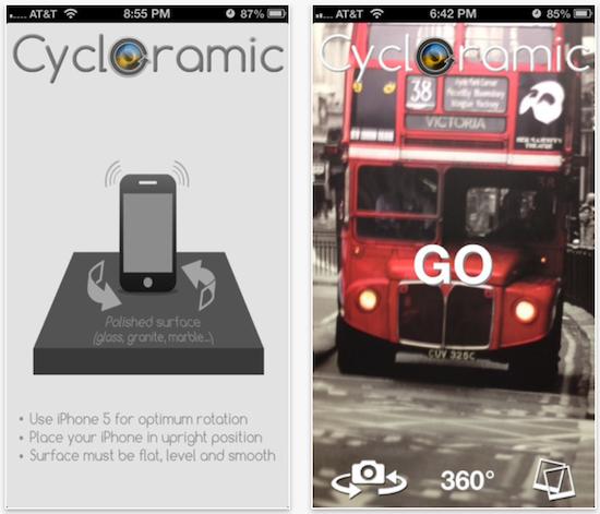 Cycloramic ss