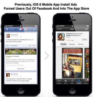 Facebook for iOS (App Store installs 002)